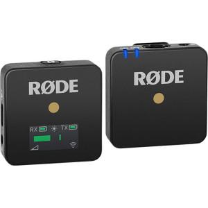 Компактная беспроводная микрофонная система Rode Wireless GO