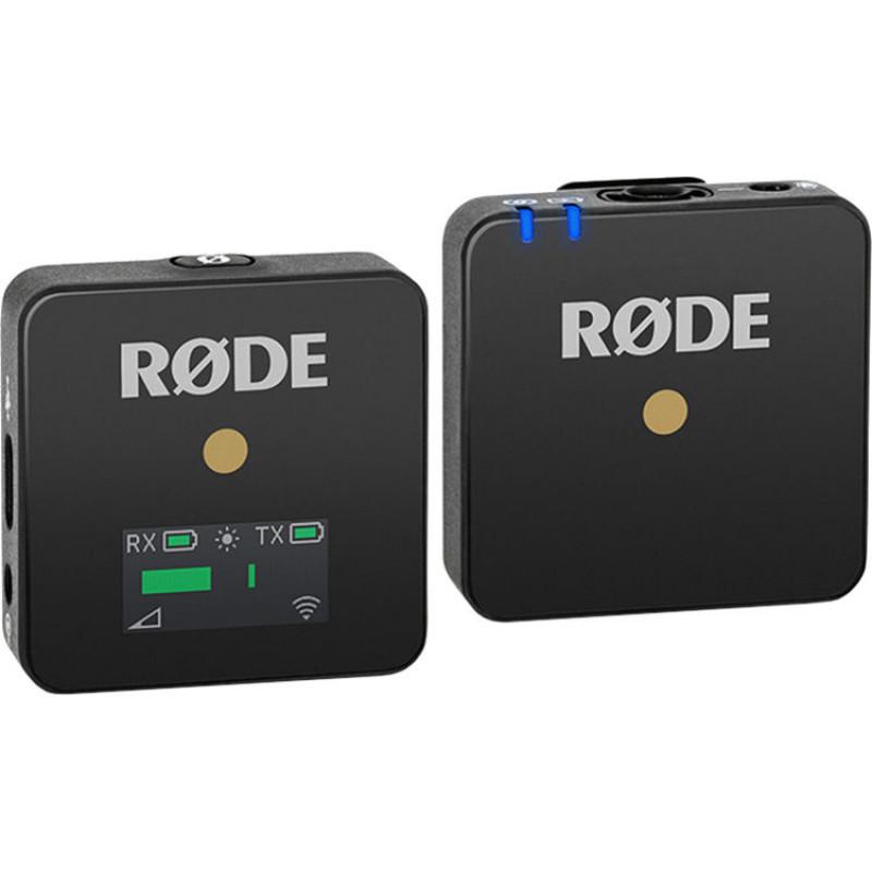 Компактная беспроводная микрофонная система RØDE Wireless GO