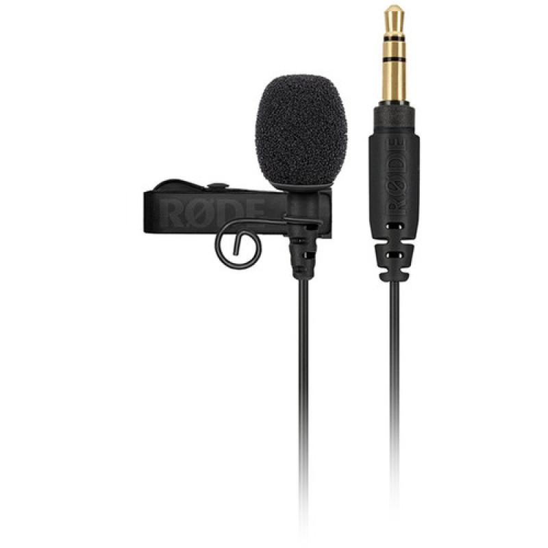 Петличный микрофон Rode Lavalier GO для систем Wireless GO