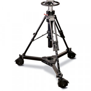 Sachtler Pedestal C III with Dolly XL