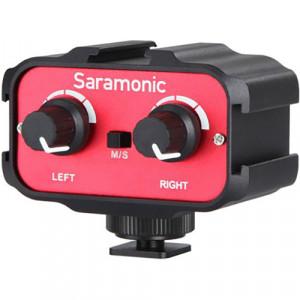 Портативный микшерный пульт Saramonic SR-AX100
