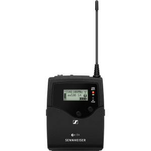 Sennheiser SK 500 G4 Wireless Bodypack Transmitter AW+: (470 to 558 MHz)