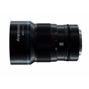 Анаморфный объектив SIRUI Anamorphic Lens 1,33x 50mm /f1.8 Fujifilm X-mount