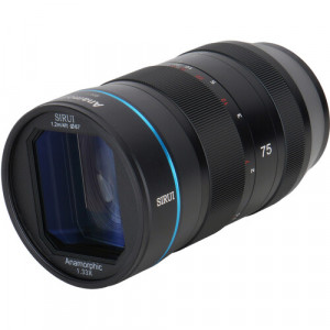 Анаморфный объектив Sirui 75mm f/1.8 1.33x Anamorphic Lens (Canon EF-M)