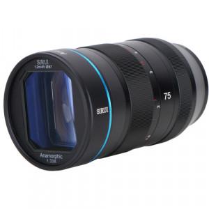 Анаморфный объектив Sirui 75mm f/1.8 1.33x Anamorphic Lens (Fuji X)