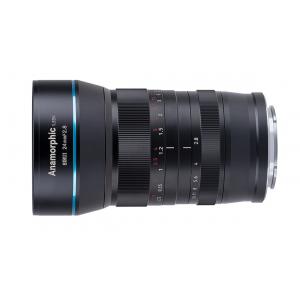 Анаморфный объектив SIRUI Lens 24mm f2.8 1.33 x Anamorphic (MFT)