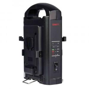 Зарядное устройство SWIT SC-302S 2-ch V-mount Battery Charger