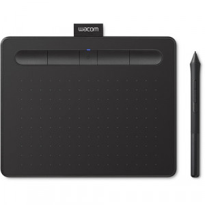 Планшет Wacom Intuos S Bluetooth Black