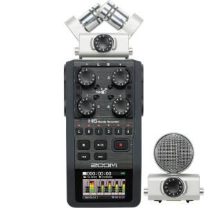Портативный рекордер Zoom H6 Handy