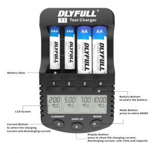 Зарядное устройства DLY Full T1
